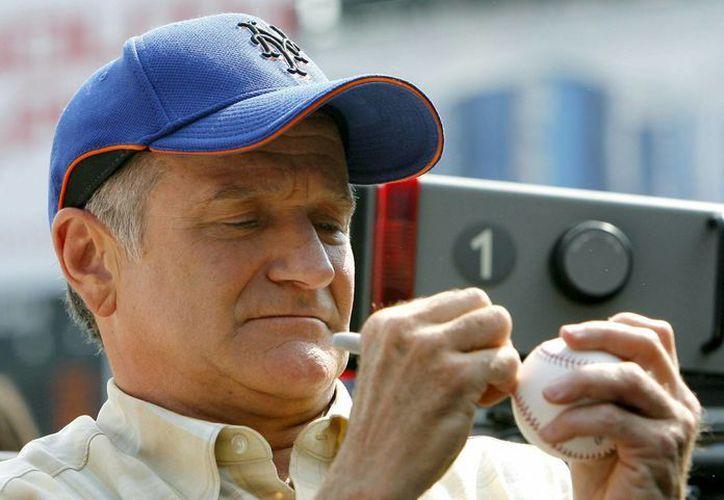 Robin Williams fue encontrado muerto el 11 de agosto de 2014. Se ahorcó con un cinturón. (EFE/Archivo)