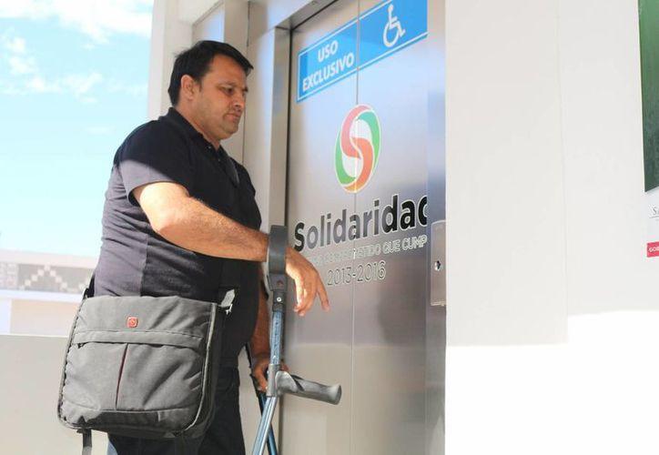 Buscan cambiar la interacción entre personas que tienen y las que no tienen discapacidad. (Redacción/SIPSE)