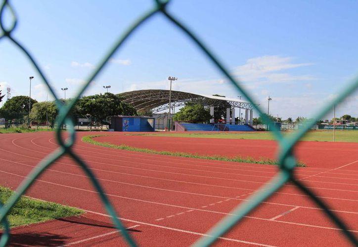 Hay proyección de nueva estructura deportiva como gimnasios al aire libre y domos. (Jesús Tijerina/SIPSE)