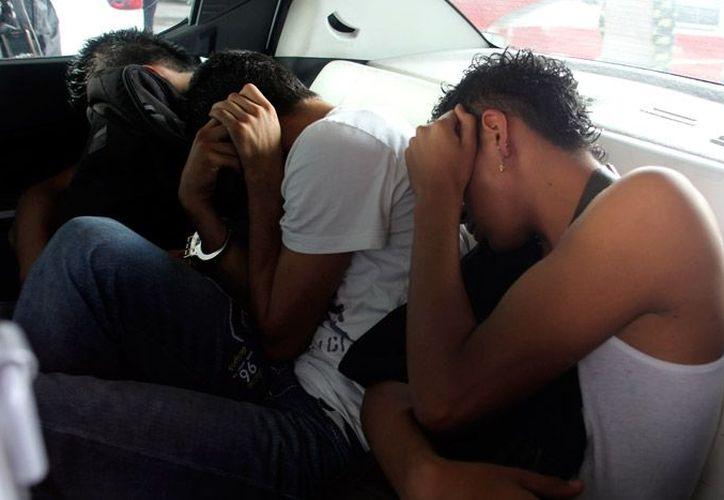 Los estados con mayor número de adolescentes detenidos fueron los norteños de Nuevo León y Tamaulipas. (animalpolitico.com)