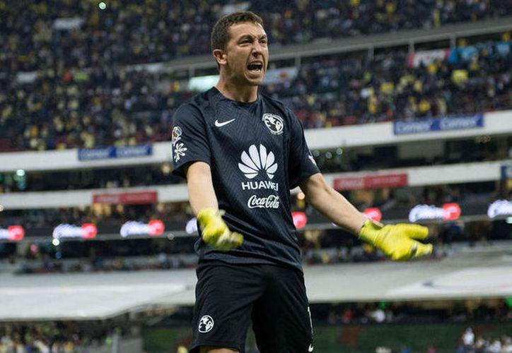 Agustín Marchesín, portero del América queda fuera del Mundial, en la selección de Argentina. (Foto: Vanguardia MX)