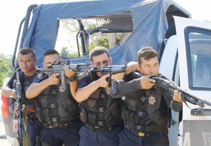 Ha disminuido la cifra de enfrentamientos entre las bandas delictivas, pero aumentaron de manera considerable y preocupante otros delitos. (Archivo SIPSE)