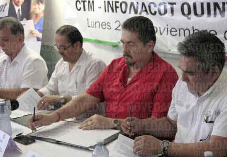 José Isidro Santamaría Casanova ha propiciado un divisionismo en la CTM de Quintana Roo. (Redacción)