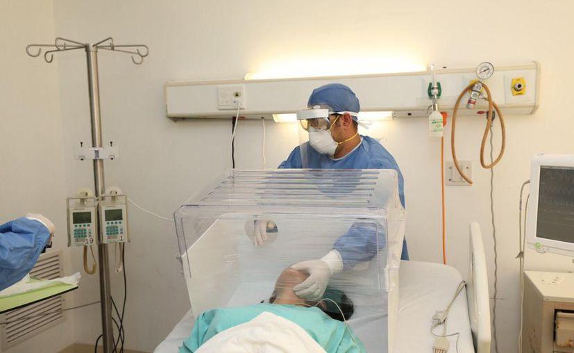 Una muchacha de 18 años, originaria y residente de Valladolid, es la paciente más joven en morir esta semana debido a Covid-19. (Novedades Yucatán)