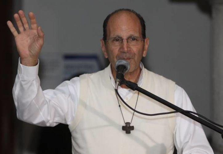 Solalinde dice que no ha visto acciones concretas durante el gobierno de Peña Nieto. (Archivo/SIPSE)
