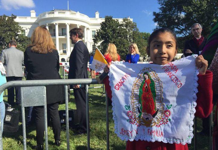 Autoridades de EU calculan que más de 600 mil menores estadunidenses con ascendencia mexicana que viajaron a México carece de la documentación necesaria para inscribirse en la escuela. Imagen de contexto. (Archivo/Notimex)