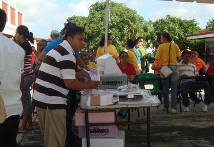 A 10 días de que termine el plazo para ser observador electoral, sólo se han registrado cuatro personas para realizar esta función. (Octavio Martínez/SIPSE)