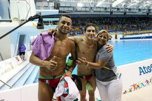 Medallistas mexicanos en Toronto 2015