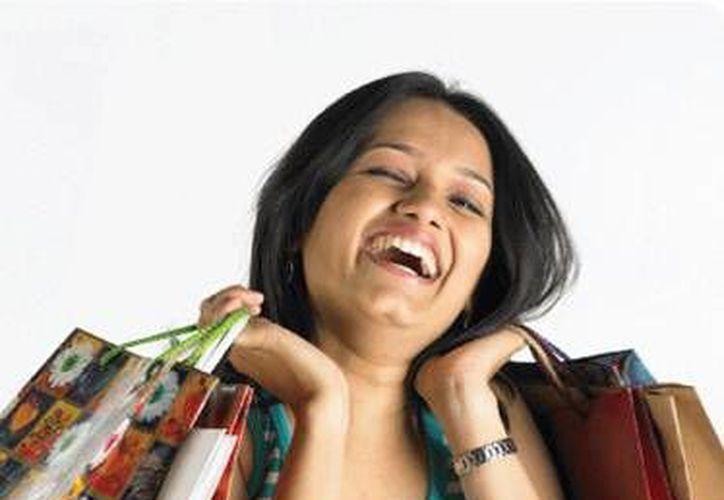 Comprar sin parar puede ser una buena estrategia para malgastar el dinero. (Contexto/Internet)