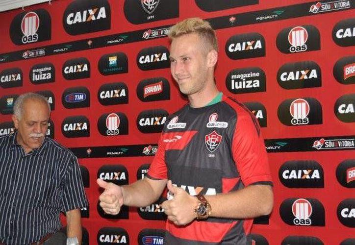 José Carlos Toffolo Junior, nuevo jugador de Cruz Azul. Llega proveniente del futbol brasileño, sin embargo tiene experiencia en el balompié italiano. (futbolsapiens.com)
