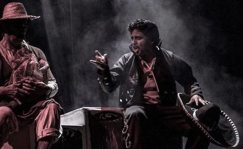 La obra 'Macario' se presentará en el Teatro 8 de Octubre por las fiestas del Día de Muertos. (Cortesía)