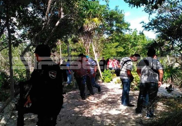 Ayer por la tarde hallaron al joven que fue secuestrado en Chetumal la semana pasada. (Paloma Wong/SIPSE)