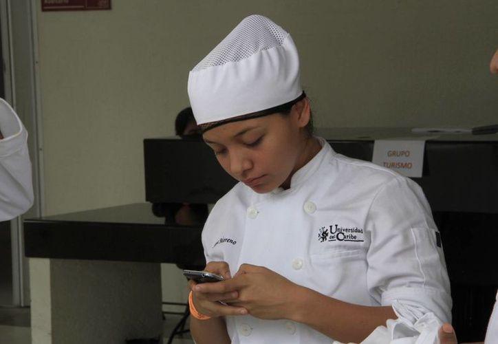 La innovación del proyecto se centra en presentar un menú rápido en el inicio. (Tomás Álvarez/SIPSE)