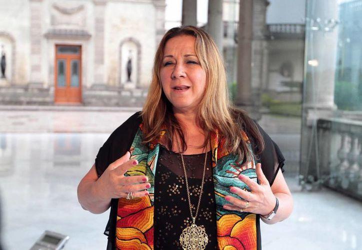 Isabel Crowley, de Unicef, hizo visitas en guarderías, casas hogar y albergues de Reynosa y Ciudad Victoria, Tamaulipas, para constatar el estado en el que viven los menores migrantes. (Notimex/Foto de archivo)