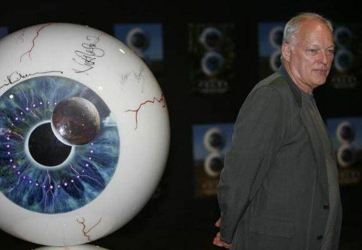 David Gilmour guitarrista de la banda confirmó el final de Pink Floyd, silenciando así los rumores que brotaron a partir de la publicación el pasado año de 'The endless river' el año pasado.(AP)