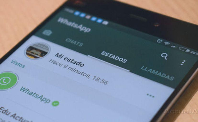 El principal inconveniente es que no podemos eliminar mensajes si pasan más de 7 minutos. (Contexto)