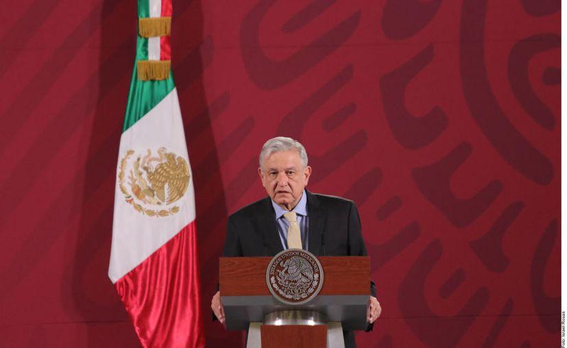 El sector empresarial en la capital del estado envía un mensaje al presidente Andrés Manuel López Obrador. (Agencia Reforma)