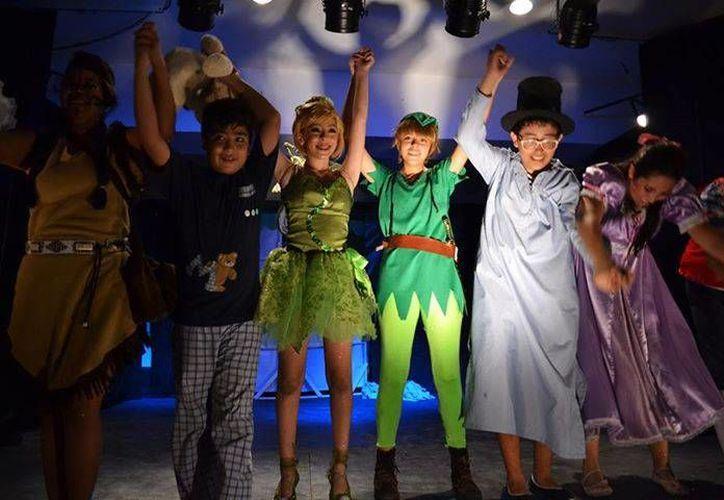 El grupo teatral busca promoveer las funciones infantiles. (Facebook/Compañía Teatral Vaola)