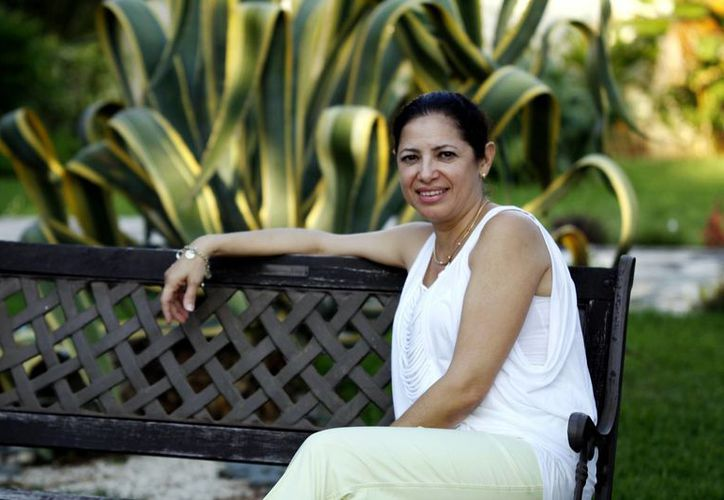 Ivette Laviada Arce es una defensora de la vida. (Milenio Novedades)