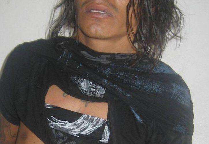 Gaspar Chan Cocom fue detenido nuevamente. (Marco Do Castella/SIPSE)