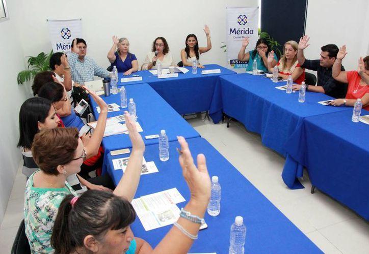 Ayer fue instalado el Consejo de Colaboración de la Mujer en el Ayuntamiento de Mérida. (Milenio Novedades)