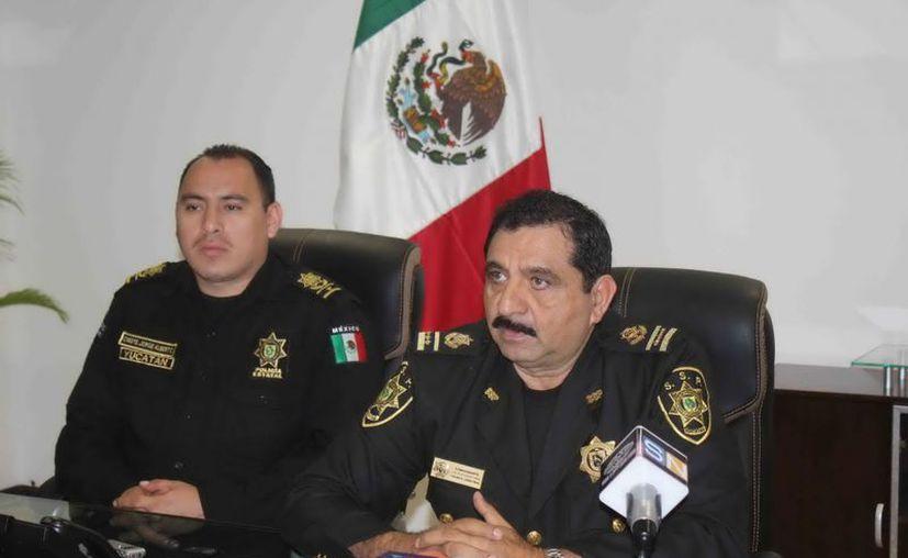 Según la SSP, más 2,000 agentes estuvieron trabajando tanto en la ciudad como en el interior del estado. (Cortesía)