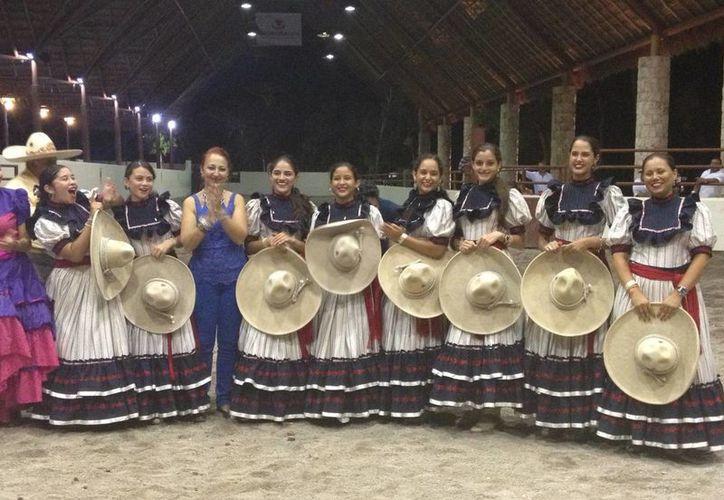 Henequeneras de Guadalupe tendrá que esperar la clasificación de la Federación Mexicana de Charrería para aspirar al nacional. (Ángel Mazariego/SIPSE)