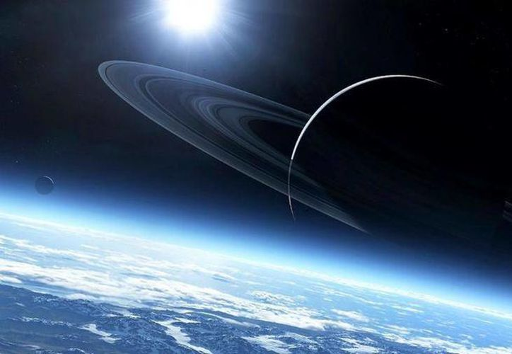 La oposición de Saturno entre la Tierra y el Sol se podrá apreciar nuevamente hasta el 15 de junio de 2017. (Imagen ilustrativa/ lagaceta.com.ar)