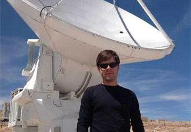 Eduardo Islas Muñoz llegó en junio de 2012 al altiplano chileno a trabajar en el proyecto astronómico más importante del mundo. (pulsoslp.com.mx)