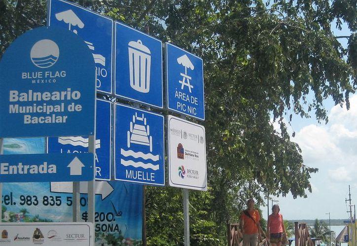Los accesos presentaban un riesgo para la seguridad de los visitantes y locales. (Javier Ortiz/SIPSE)