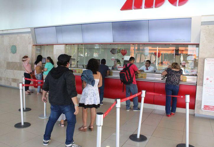 Si el servicio tiene respuesta positiva, se van a incrementar los viajes; el boleto costará 120 pesos. (Joel Zamora/SIPSE)