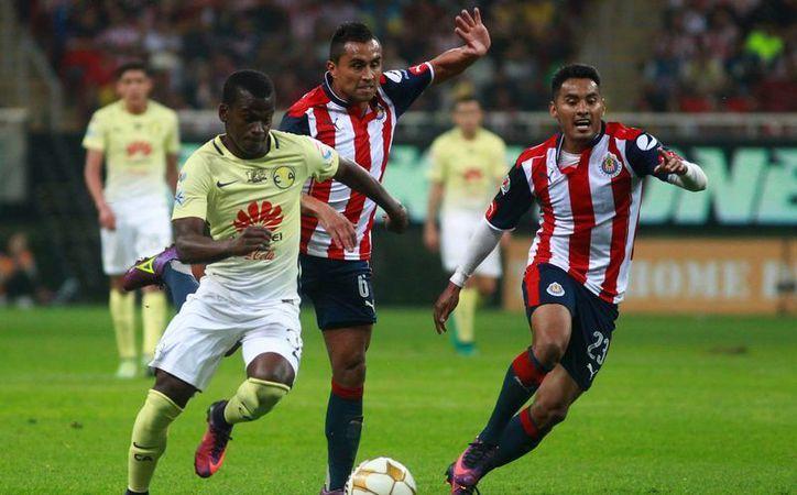 El duelo del próximo sábado entre Chivas y América será transmitido exclusivamente en la plataforma de paga Chivas TV.(Jam media)