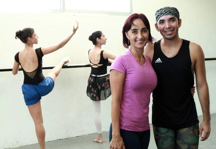 Este martes se anunció la segunda edición del Concurso Nacional de Danza Interdisciplinaria, en Yucatán. (Jorge Acosta/SIPSE)