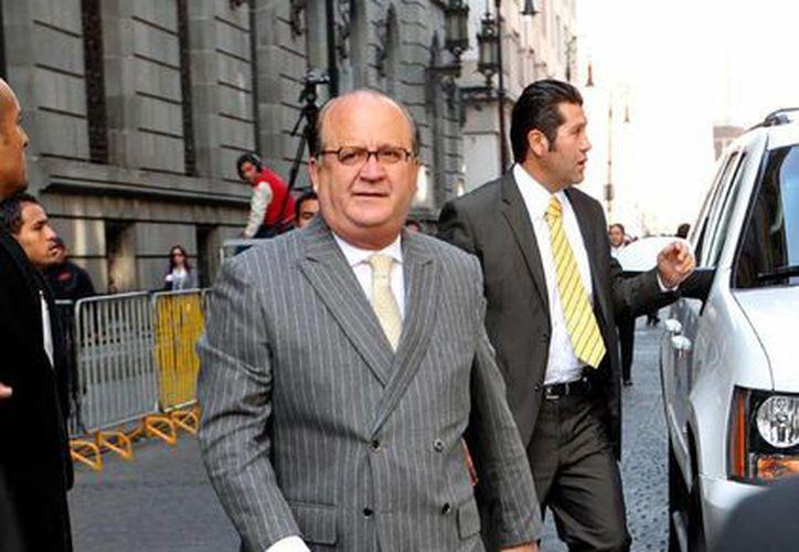"""El mandatario calificó el hecho como un """"absurdo enfrentamiento"""". (Notimex)"""
