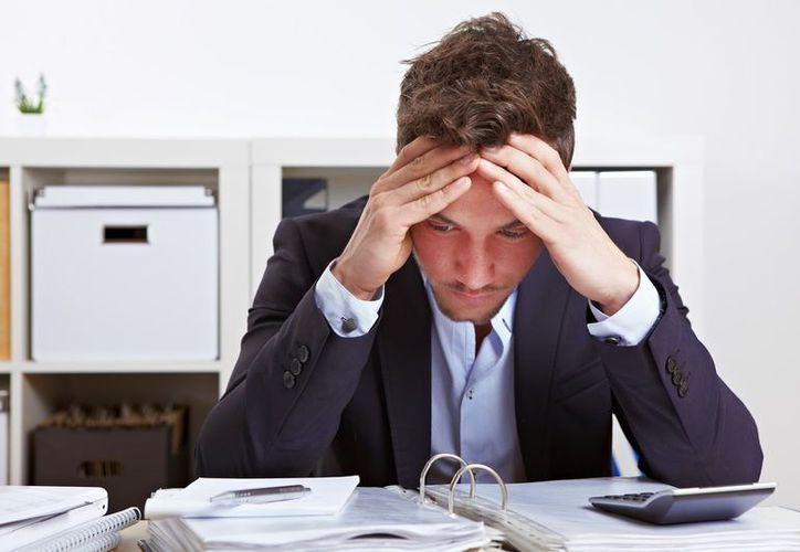 La depresión laboral suele presentarse más en trabajadores de entre los 18 y 25 años. (Foto: Contexto)