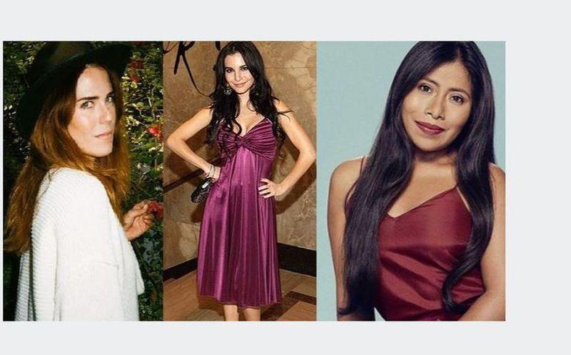 Higareda y Souza niegan boicot y apoyan a Yalitza Aparicio