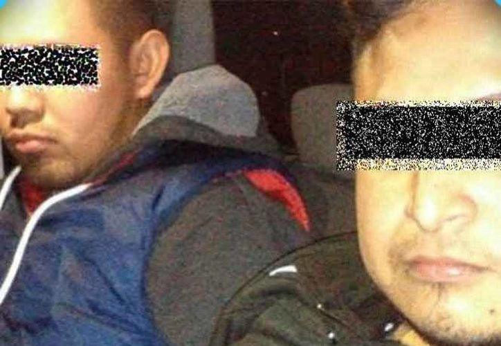 Juan Sebastián Garzón, quien llegó a salir en televisión abierta cantando en el reality show 'La Academia' ahora tendrá que rendir cuentas ante la justicia pues asaltó a un taxista. (Foto tomada de excelsior.com)
