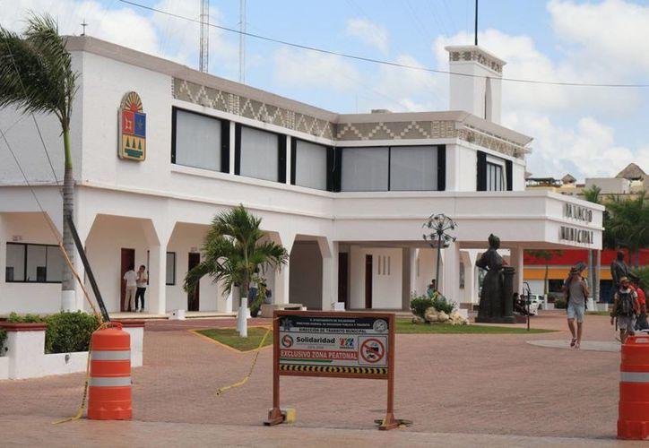 El presidente municipal, Mauricio Góngora, deberá autorizar las pruebas antidoping para elementos de Protección Civil. (Adrián Barreto/SIPSE)