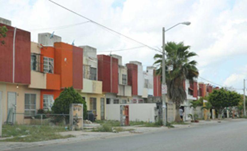 El costo de la vivienda tradicional no supera los 800 mil pesos. (Miguel Ángel Ortiz/SIPSE)