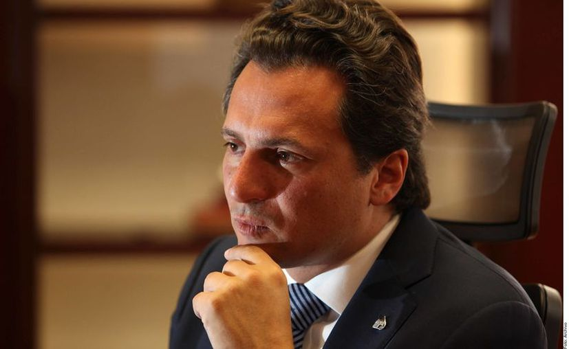 Emilio Lozoya, ex director de Pemex, salió hoy del hospital donde se encontraba internado. (Agencia Reforma)