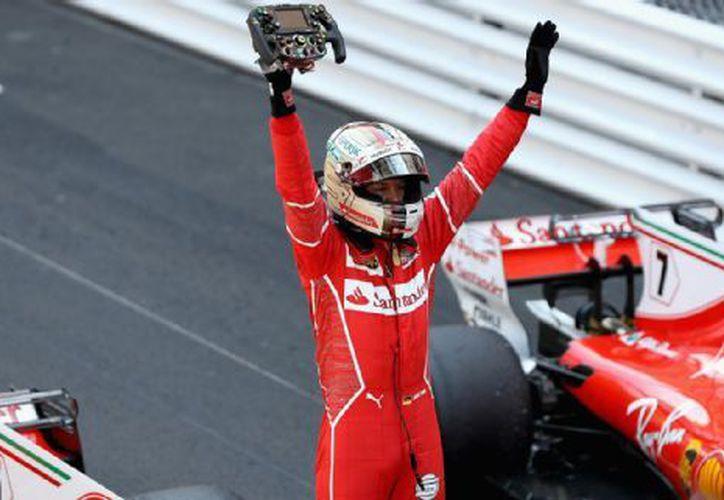 Vettel sumó su victoria número 45. (ESPN)
