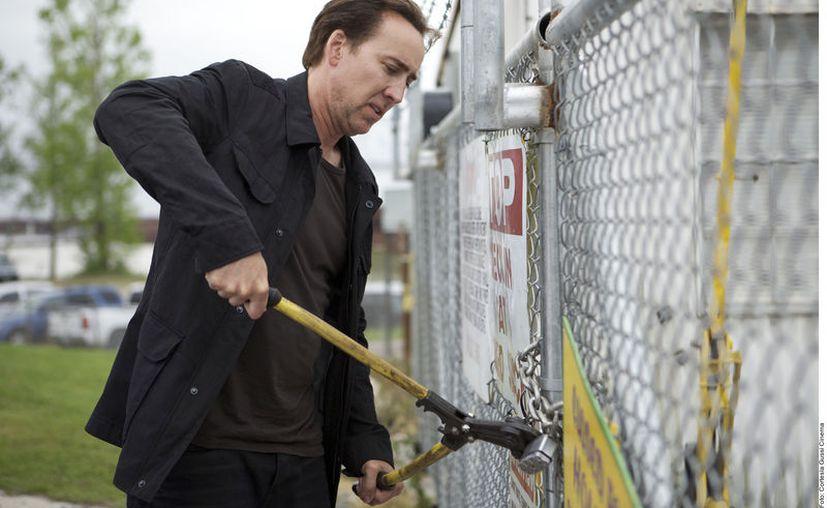 Tanto los organizadores como Nicolas Cage lamentaron la situación. (Agencia Reforma)