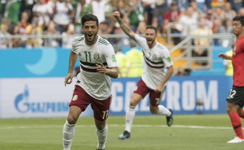 Carlos Vela ayudaría mucho al Tri, según afirma el defensa nacional Héctor Moreno. (Foto: Imagen de Mexsport)