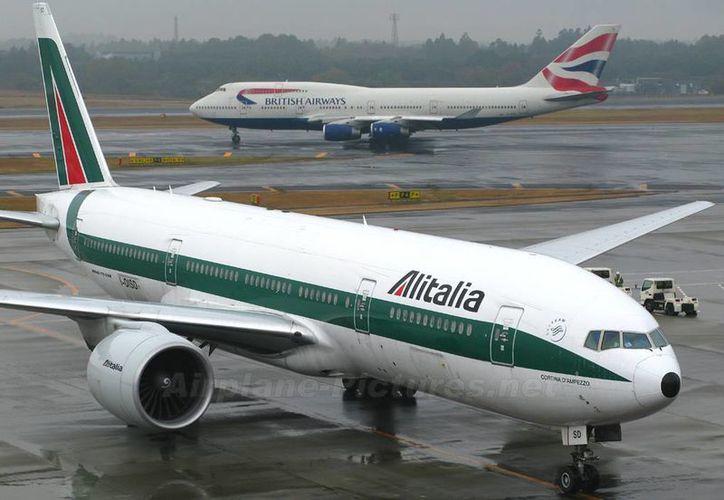 Empleados ladrones de Alitalia podrían ser condenados a seis años de prisión. (airplane-pictures.net/Archivo)