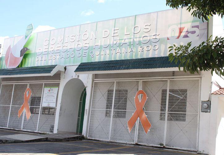 La Comisión de Derechos Humanos del Estado de Quintana Roo solicitó a la Fiscalía General del Estado dar a conocer los avances respecto a las investigaciones que se realizan. (Joel Zamora/SIPSE)