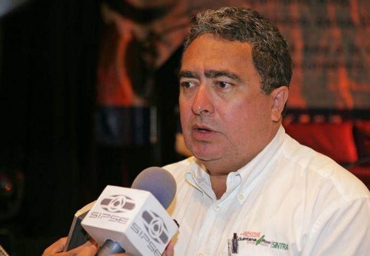 Será Gabriel Mendicuti Loria, secretario de Gobierno, quien entregará la glosa del Segundo Informe de gobierno. (Archivo/SIPSE)