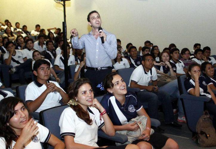 Roberto Ruz, entre los impulsores de la propuesta. (Milenio Novedades)