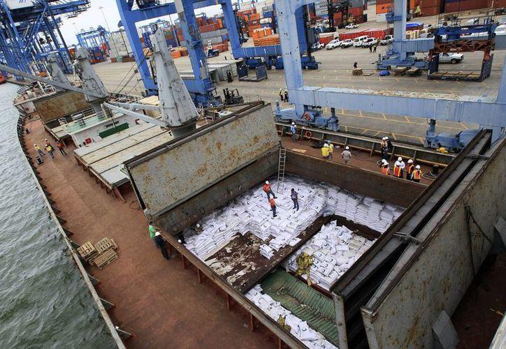 Los dueños del buque, en Pyongyang, ya fueron notificados de la sanción. (EFE/Archivo)