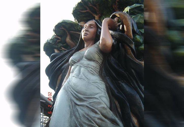 Campesino yucateco afirma tener el 'antídoto' para que la Xtabay no te haga daño si te la encuentras. (Jorge Moreno/SIPSE)