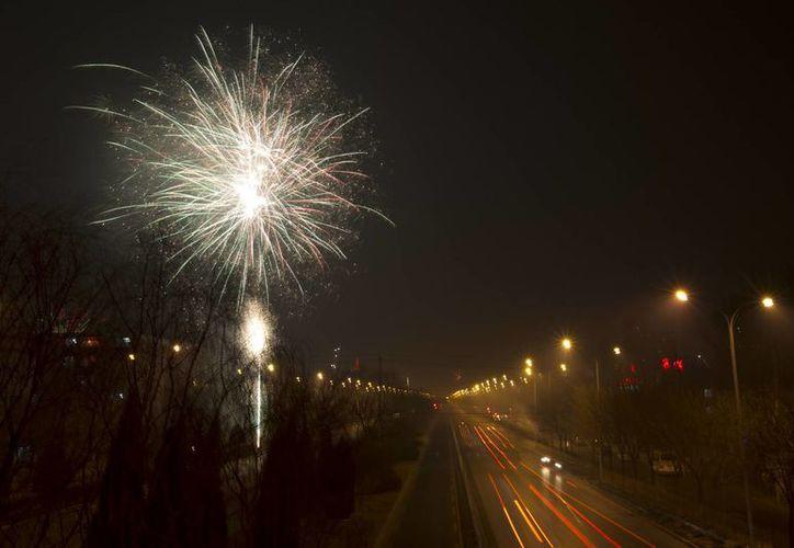 Coreanos y vietnamitas también celebran el Año Nuevo Lunar. (Agencias)